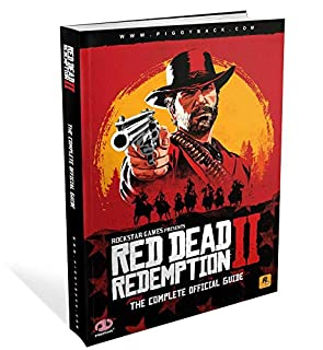 Red Dead Redemption 2: The Complete Official Guide Standard Edition (1911015559) | Amazon Products