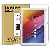 iVoler Verre Trempé pour ASUS ZenPad 10 Z300C / Z301MFL / Z301ML 10.1 Pouces, Film Protection en Verre trempé écran Protecteur Vitre