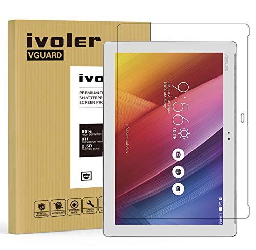 pellicola tablet asus zenpad 10 iVoler Pellicola Vetro Temperato per ASUS ZenPad 10 Z300C / ASUS ZenPad 10 LTE Z301MFL / ASUS ZenPad 10 Z301ML 10.1 Pollici
