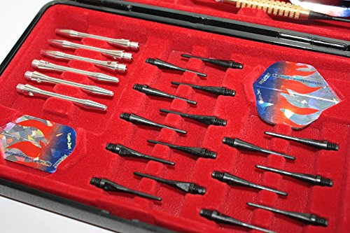 Dartpfeile 6 Turnier-Dartpfeile in Duo-Box von Empire®Dart - 3