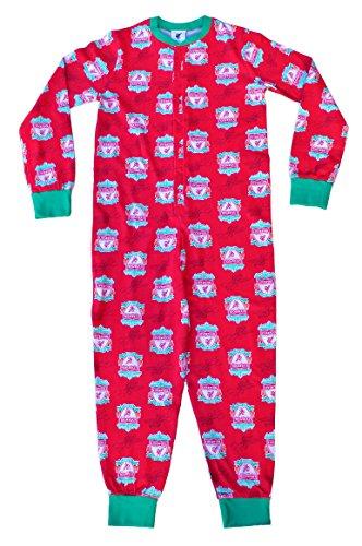 Thepyjamafactory -  pigiama due pezzi - ragazzo red 9-10 anni