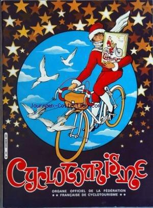 CYCLOTOURISME [No 291] du 01/12/1981 - organe officiel de la federation francaise de cyclotourisme