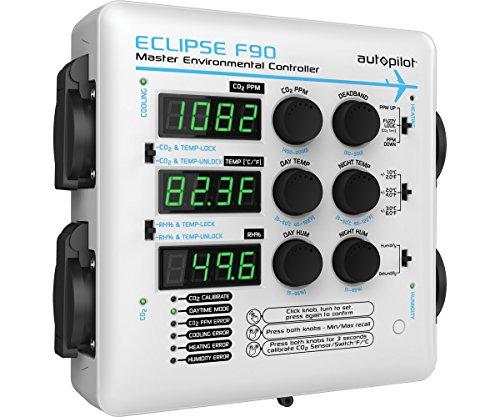 AutoPilot APE4200 Eclipse F90 Master Umweltsteuerung, Weiß
