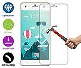 Für HTC Desire 10 pro Dual SIM (5,5 Zoll) Displayschutzfolie ZeWoo® Glas Schutzfolie Panzerfolie 9H *2.5D, nur 0,33mm dünn