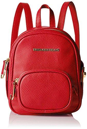trussardi-jeans-by-trussardi-75bg3653-ports-dos-femme-rouge-rouge-17x22x12-cm-w-x-h-x-l-eu