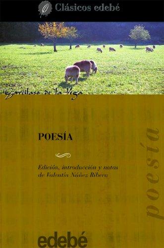 Poesía de Garcilaso (Literatura infantil y juvenil) por Núñez Rivera J. Valentín