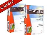 Valdispert Phyto - Jour - Valériane - Houblon - Complément Alimentaire à base de Plantes Pour le Sommeil - lot de 2 Boites de 40 Comprimés