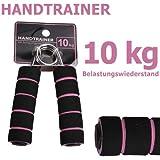 Handtrainer, Finger Hanteln 10 Kg - rosa