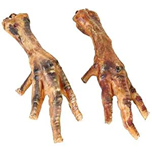 Extra Select Natural Dried Chicken Feet