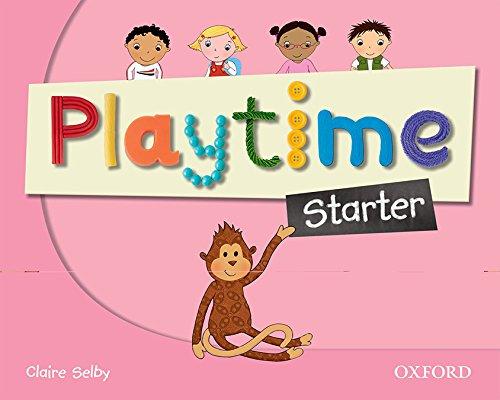 Playtime Starter. Class Book