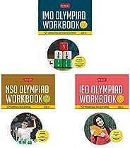 Class 7 - International Mathematics Olympiad Work Book(2020-21) + National Science Olympiad Workbook (2020-21)