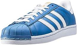 adidas sneaker superstar herren blau