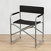 Habita Home SILLA DIRECTOR 55x46x78 cm Color NEGRO