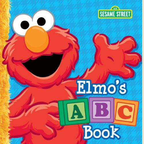 Elmo's ABC Book (Sesame Street) (Big Bird's Favorites Board Books) (English Edition)