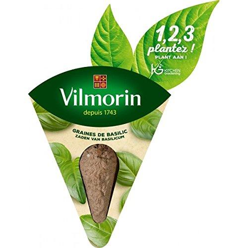Vilmorin - 1, 2, 3 plantez ! Vilmorin Basilic