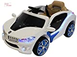 #10: BMW High Quality Kids Ride On Battery Operated Self Driven + Remote Control Car By Live Store