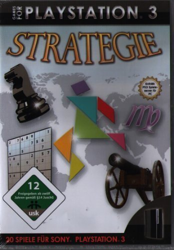 Strategie - Games for Playstation 3 und PC (Kinder-spiele Für Ps3)