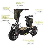 BEEPER Erwachsene Scootcross Lithium Vmad500E-A Elektromobilität, Schwarz, One Size
