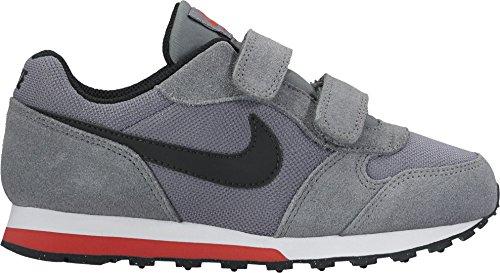 Nike Md Runner 2 (Psv), Chaussures de Tennis Garçon Gris (6)
