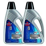 2 x Bissell Wash & Protect Pro Carpet Cleaner - 1.5 Litre 1.5L