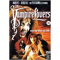 amazoncouk the vampire lovers dvd dvd amp bluray