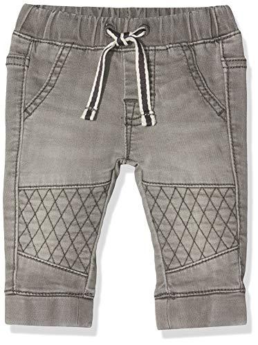Noppies Baby-Jungen B Denim Pants Slim Passaic Hose, Grau (Light Grey Wash P049), 80