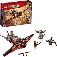 LEGO Ninjago - La poursuite dans les airs - 70650 - Jeu de Construction