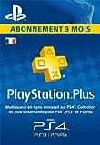 PlayStationPlus : abonnement de 3mois [Code Jeu PSN PS4 - Compte français]