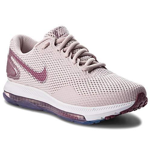 Nike Frauen Zoom All Out Low Low & Mid Tops Schnuersenkel Laufschuhe Pink Groesse 6 US /37 EU (Zoom-größe Nike 6)