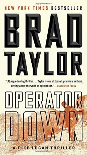Operator Down (A Pike Logan Thriller, Band 12)