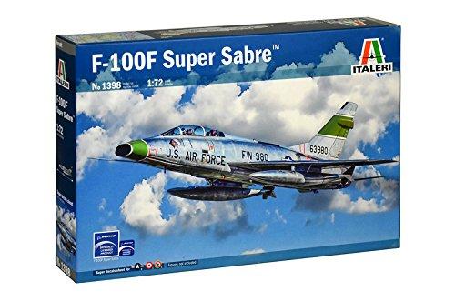 Juguete de aeromodelismo Escala 1:72 Italeri Importado de Alemania