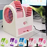 #7: Xhaiden Imported Mini Small Fan Cooling Portable Desktop Air Cooler USB