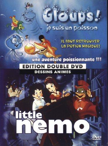 Gloups! Je suis un poisson ; Little Némo - 2 DVD