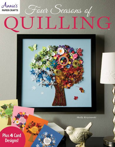 Four Seasons of Quilling
