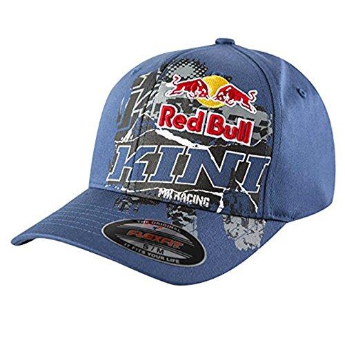 Kini Red Bull - Casquette de Baseball - Homme Bleu Bleu marine