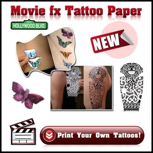 movie-fx-papier-transfert-tatouage-decalcomanie-decalco-tattoo-5-a4