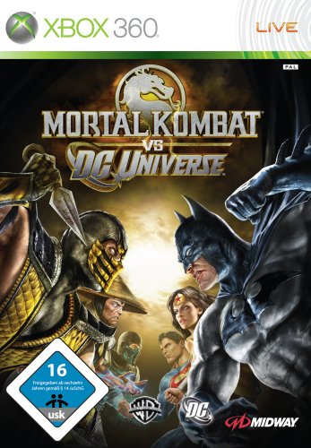 Mortal Kombat vs. DC Universe (Dc Universe-spiele Für Xbox 360)