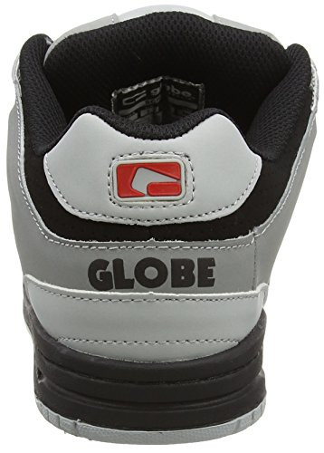 Globe Herren Scribe Skateboardschuhe Schwarz (10021)