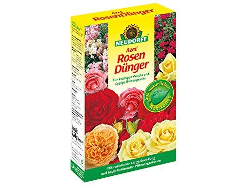 Neudorff azet engrais pour roses, 2,5kg