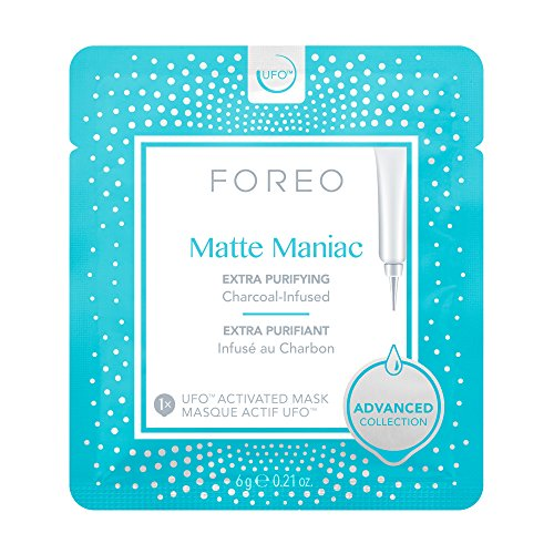 FOREO Matte Maniac UFO-Activated Mask, 6 Stücke -