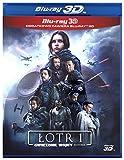 Rogue One: A Star Wars Story [Blu-Ray]+[Blu-Ray 3D] [Region B] (IMPORT) (No hay versión española)