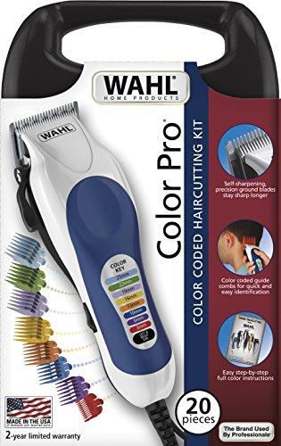 Wahl ColorPro - Cortapelos con estuche de almacenaje