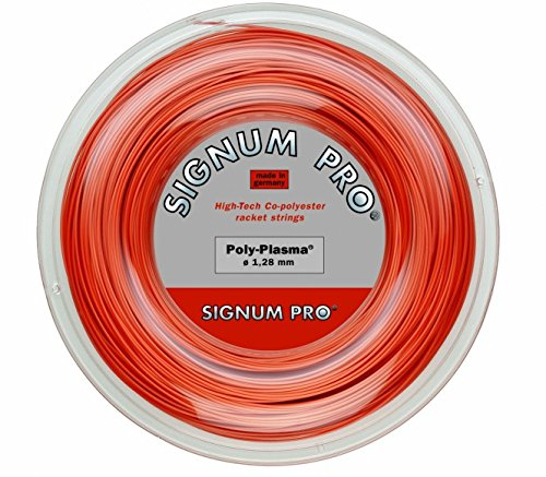 Signum Saitenrolle Poly Plasma, Orange, 100 m, 0255000233000019