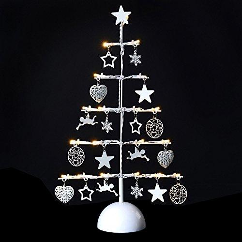 Feerie Christmas Décoration de Noël Lumineuse Sapin - Métal