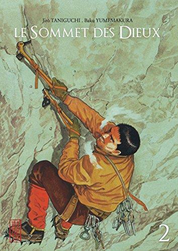 Sommet des Dieux (le) - Edition Cartonnée Vol.2 par YUMEMAKURA Baku