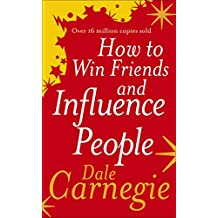 ‏‪How to Win Friends and Influence People by Dale Carnegie - Paperback‬‏