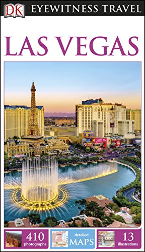 DK Eyewitness Las Vegas Travel Guide (English Edition)