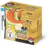 Pokémon - HeartGold (Goldene Edition), (inkl. Pokéwalker)