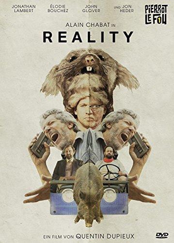 Bild von Reality (+ Mediabook + DVD) [Blu-ray] [Limited Edition]