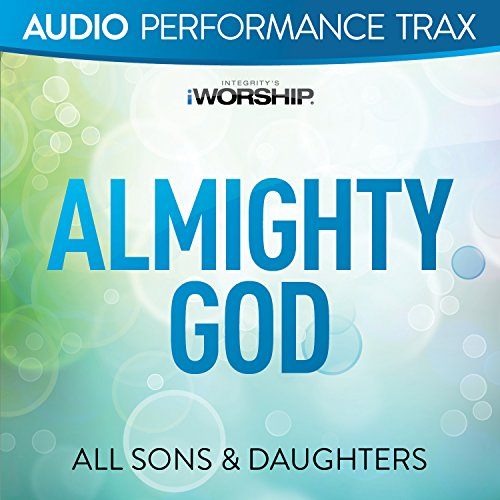 Almighty God [Original Key With Background Vocals]